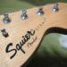 Squier Affinityで作る、なんちゃってFenderストラトキャスター。