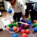プレイランド要らず!?2歳2カ月児がハマる、コストコのカラーボール。