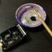 ガンダムマーカーの筆塗り。マニキュア除光液で清掃できた件。