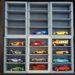 ミニカーディスプレイに最適なSeriaの仕切り棚を購入する際に気をつけたいこと