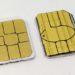 Softbankの銀SIM(標準SIM)をハサミでnano化した話。
