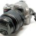 Nikon D40で「何らかの異常を検出しました」エラー。自分でできることや、今後の選択肢について。