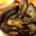 サイゼリヤ「イカの墨入りブイヤベース」を食べてきました!黒くてイカで美味いやつ。